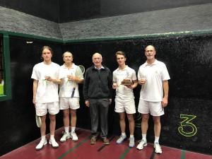Bevan-Thomas Trophy 2016